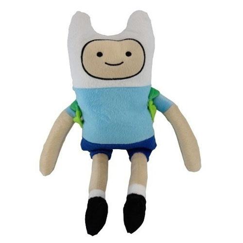 Finn - Pelúcia Hora de Aventura / Adventure Time