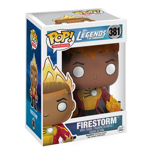 Firestorm / Nuclear - Funko Pop Legends of Tomorrow DC Comics 3