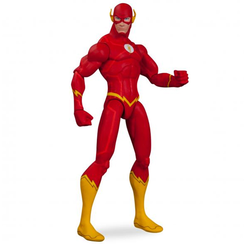Flash - Action Figure Justice League War - DC Collectibles
