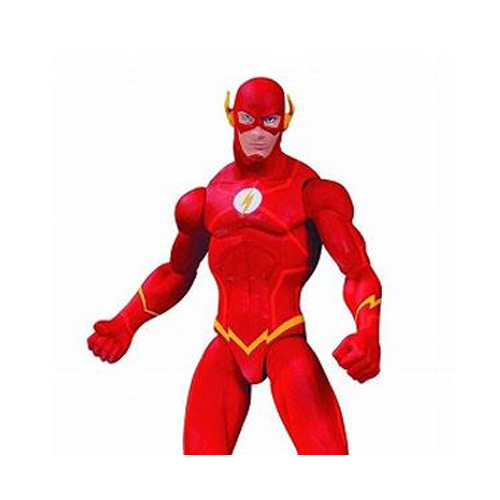 Flash - Action Figure Justice League War - DC Collectibles 2