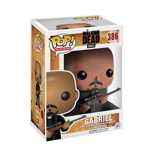 Gabriel - Funko Pop The Walking Dead 3