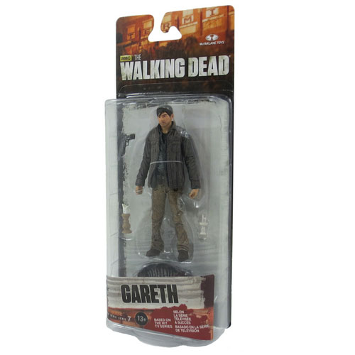 Gareth - Action Figure The Walking Dead - McFarlane Toys 4