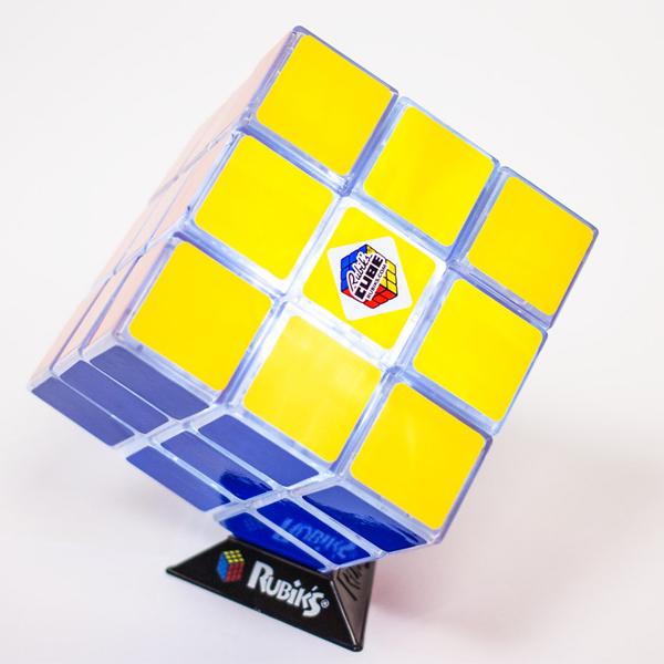 Luminária Rubik's Cube - Cubo Mágico 3