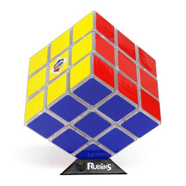 Luminária Rubik's Cube - Cubo Mágico 2