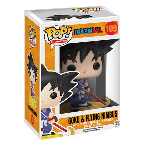 Goku Flying Nimbus - Funko Pop Dragon Ball 4