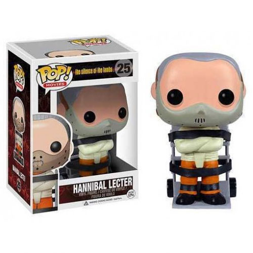 Hannibal Lecter - Funko Pop Silence of the Lambs