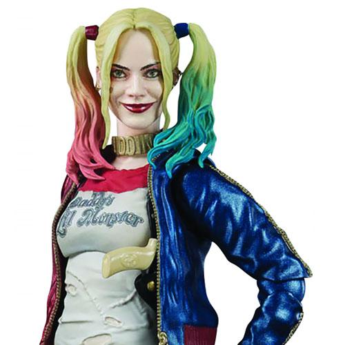 Harley Quinn / Arlequina - Action Figure Suicide Squad - Bandai SH Figuarts 5