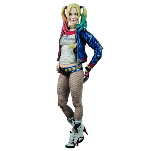 Harley Quinn / Arlequina - Action Figure Suicide Squad - Bandai SH Figuarts 2