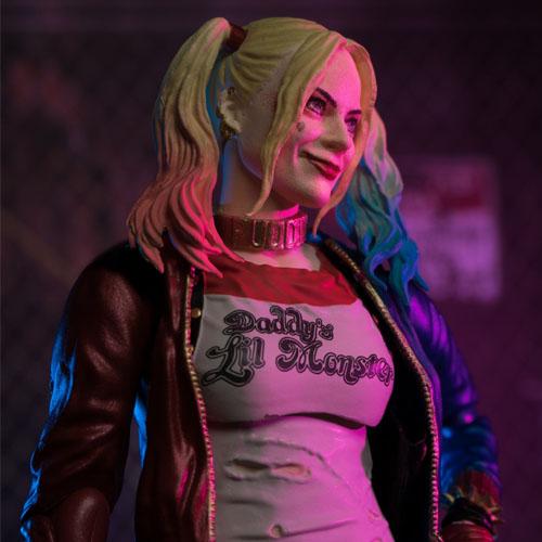 Harley Quinn / Arlequina - Action Figure Suicide Squad - Bandai SH Figuarts 4