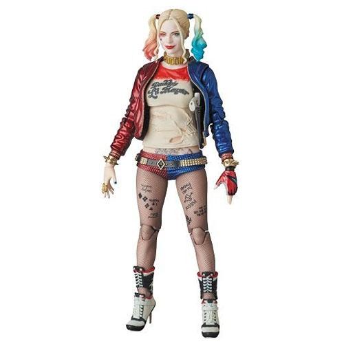 Harley Quinn / Arlequina - Action Figure Suicide Squad - Bandai SH Figuarts 3