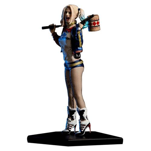 Harley Quinn / Arlequina - Esquadrão Suicida DC Comics - Art Scale 1/10 - Iron Studios 2