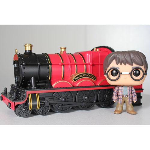 Harry Potter no Trem Hogwarts Express - Funko Pop Harry Potter Rides 3