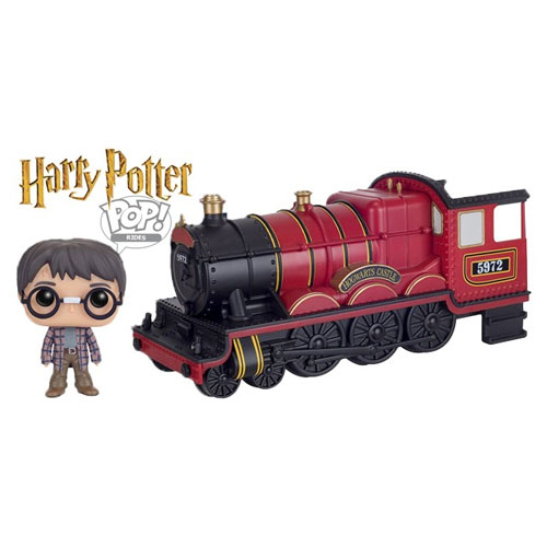 Harry Potter no Trem Hogwarts Express - Funko Pop Harry Potter Rides 2