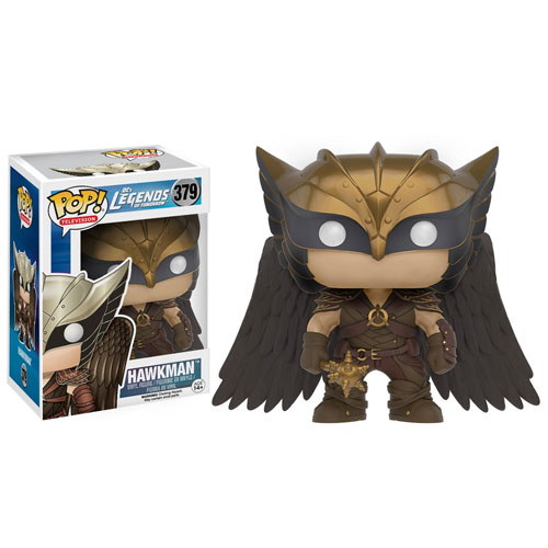 Hawkman / Gavião Negro - Funko Pop Legends of Tomorrow DC Comics