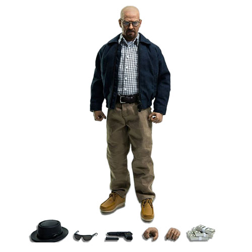 Heisenberg / Walter White - Breaking Bad - Escala 1/6 3