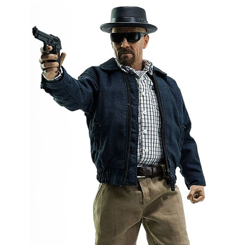 Heisenberg / Walter White - Breaking Bad - Escala 1/6 5