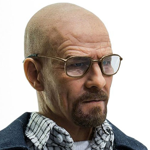 Heisenberg / Walter White - Breaking Bad - Escala 1/6 7