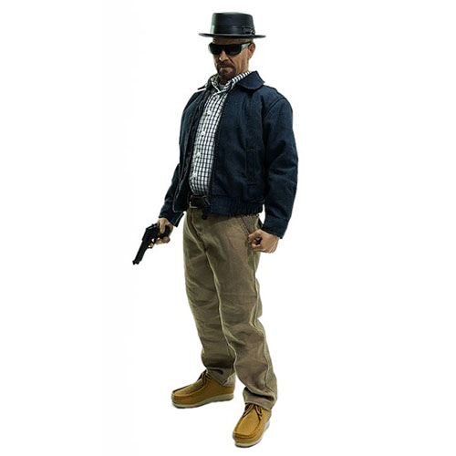 Heisenberg / Walter White - Breaking Bad - Escala 1/6 2