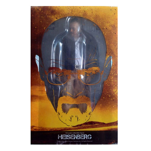 Heisenberg / Walter White - Breaking Bad - Escala 1/6 8