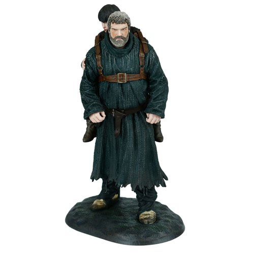 Hodor e Bran Stark - Estátua Game of Thrones - Dark Horse 3