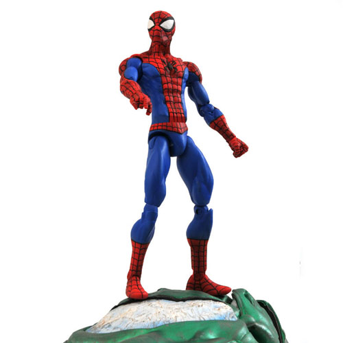 Homem-Aranha / Spider-Man - Action Figure Marvel Select 2