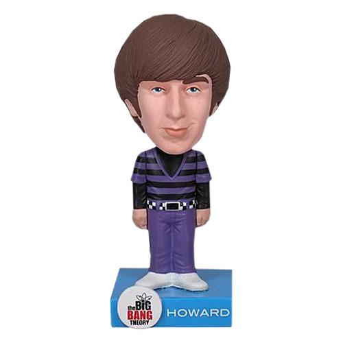 Howard - The Big Bang Theory Bobblehead - Funko Wacky Wobbler 2