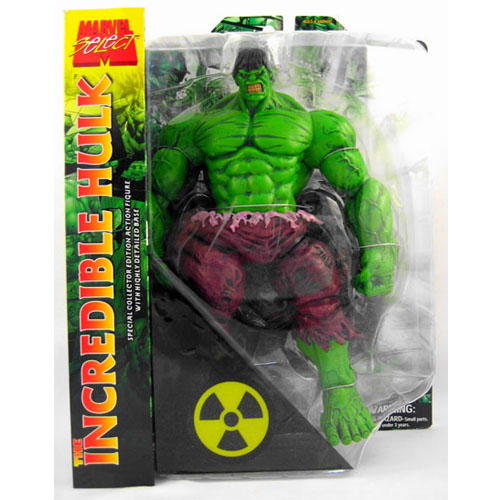 Hulk - Action Figure Marvel Select - Avengers 5