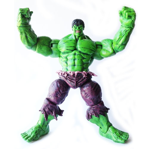 Hulk - Action Figure Marvel Select - Avengers 3