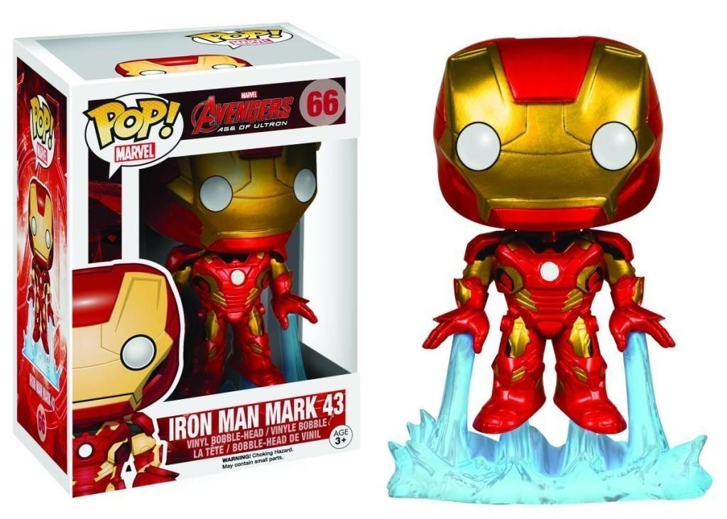 Iron Man / Homem de Ferro - Funko Pop Avengers: Age of Ultron 3