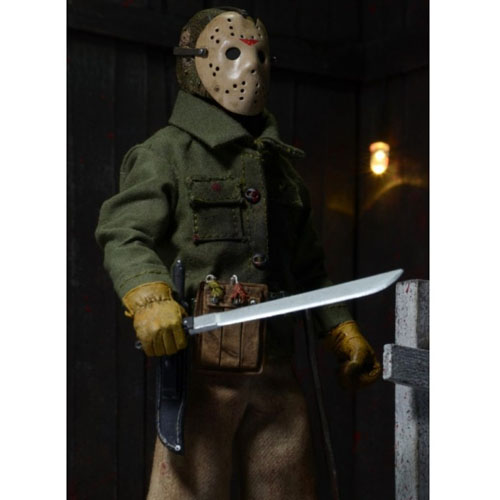Jason Voorhees - Action Figure Sexta-Feira 13 - Friday The 13th VI - Jason Lives 3