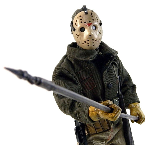 Jason Voorhees - Action Figure Sexta-Feira 13 - Friday The 13th VI - Jason Lives