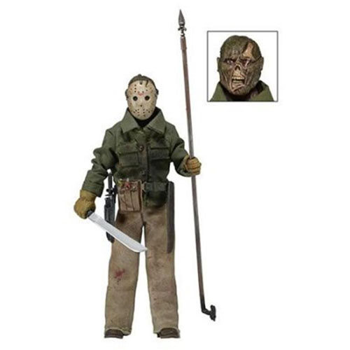 Jason Voorhees - Action Figure Sexta-Feira 13 - Friday The 13th VI - Jason Lives 2
