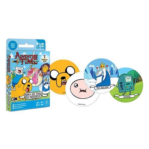 Jogo da Memória Hora da Aventura / Adventure Time - Copag 2
