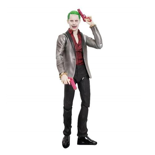 Joker / Coringa - Action Figure Suicide Squad - Bandai SH Figuarts 2