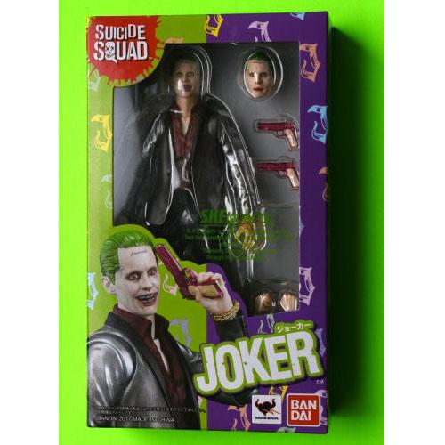 Joker / Coringa - Action Figure Suicide Squad - Bandai SH Figuarts 4