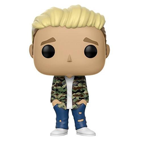 Justin Bieber - Funko Pop Rocks Justin Bieber 2