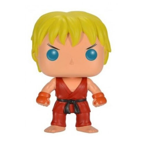 Ken - Funko Pop Street Fighter 2