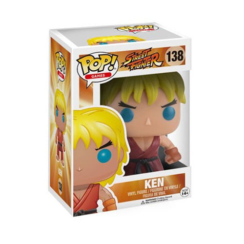 Ken - Funko Pop Street Fighter 3