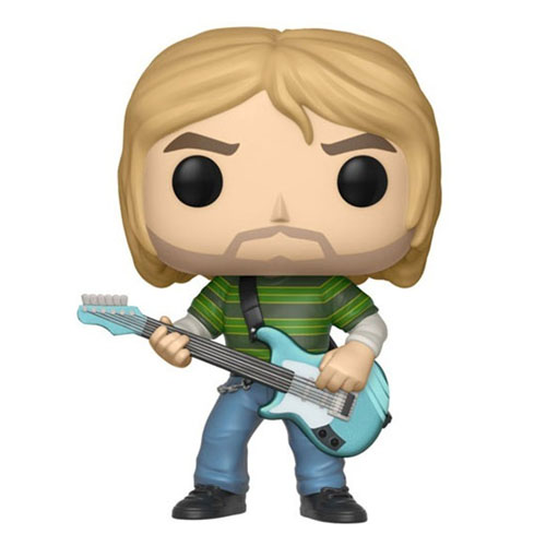 Kurt Cobain - Funko Pop Rocks Nirvana 2