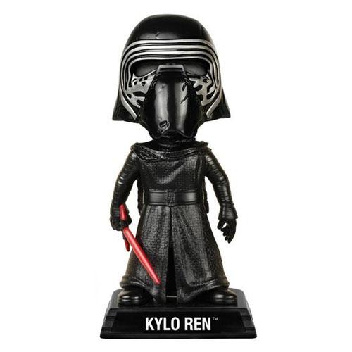 Kylo Ren - Bobble Head Star Wars The Force Awakens - Funko Wacky Wobbler 2