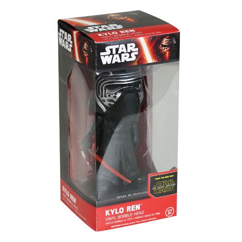 Kylo Ren - Bobble Head Star Wars The Force Awakens - Funko Wacky Wobbler 3
