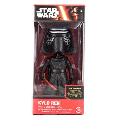 Kylo Ren - Bobble Head Star Wars The Force Awakens - Funko Wacky Wobbler 4