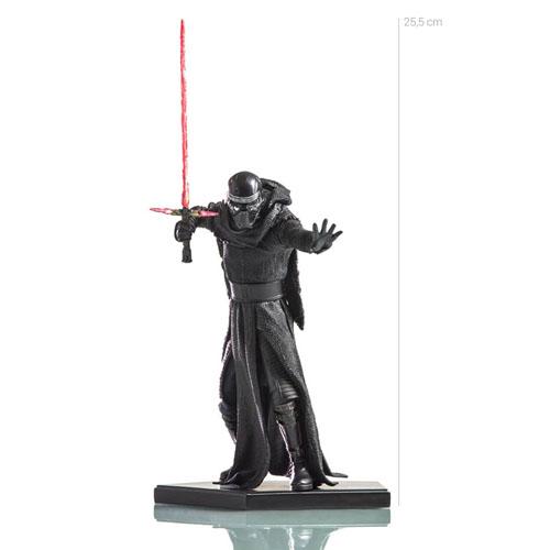 Kylo Ren - Star Wars Art Scale 1/10 - Iron Studios 2