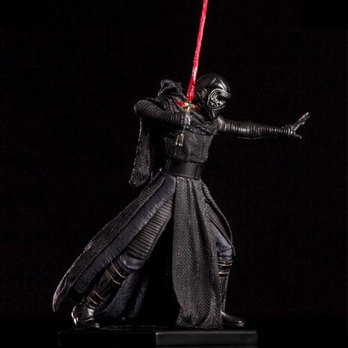 Kylo Ren - Star Wars Art Scale 1/10 - Iron Studios 3