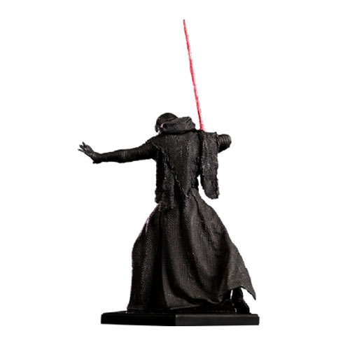 Kylo Ren - Star Wars Art Scale 1/10 - Iron Studios 5