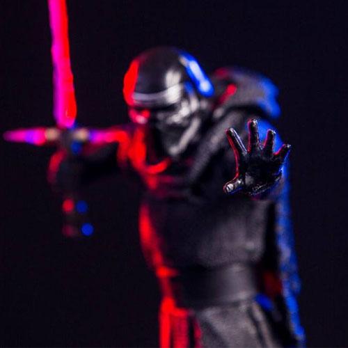 Kylo Ren - Star Wars Art Scale 1/10 - Iron Studios 4