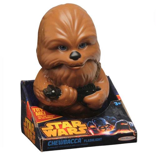 Lanterna Chewbacca - Star Wars 4