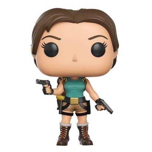 Lara Croft - Funko Pop Games Tomb Raider 2