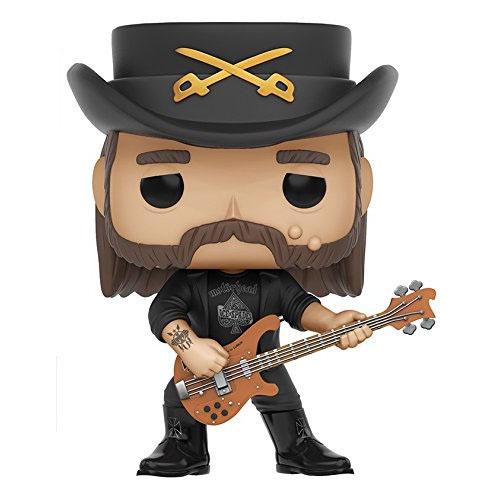 Lemmy Kilmister - Funko Pop Rocks Motorhead 2