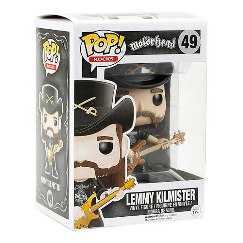 Lemmy Kilmister - Funko Pop Rocks Motorhead 3